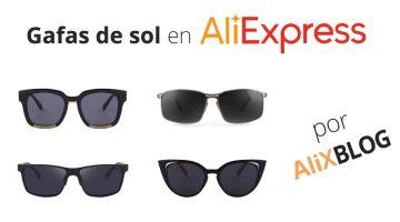 Gafas de sol en AliExpress – Guia completa 2016
