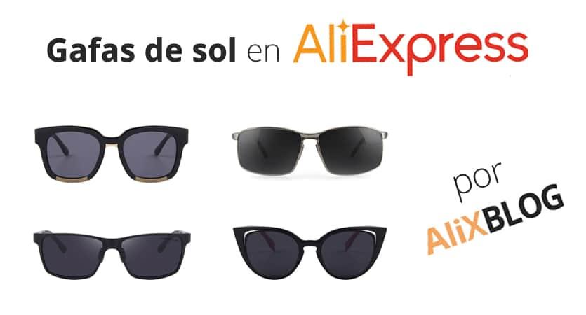 Gafas de Sol Baratas para Hombre y Mujer en AliExpress - 2019 2a4c405bd6a3
