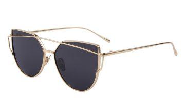 Occhiali da sole vintage in stile Dior So Real e altri modelli scontati su AliExpress