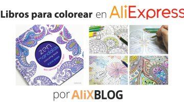 Libros para colorear para adultos: una buena forma de reducir el estrés