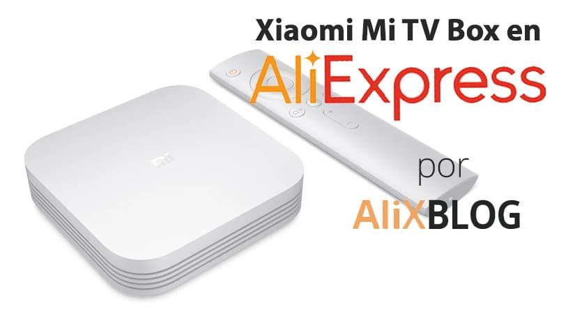 Xiaomi Mi TV Box 4K al mejor precio en AliExpress