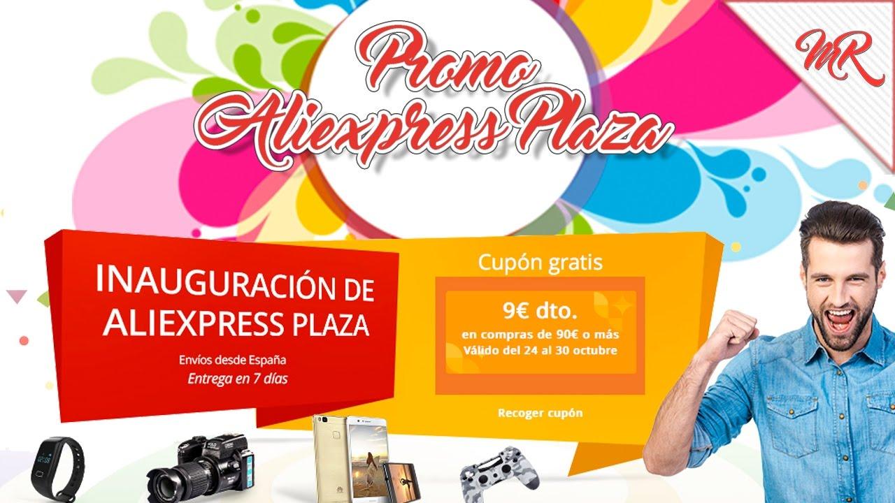 AliExpress Plaza bueno y barato comparativa