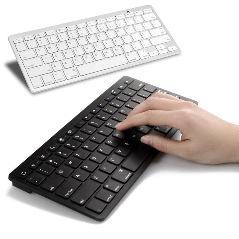 teclados inalambricos de la mejor calidad y buen precio