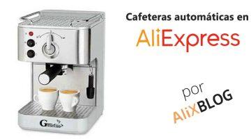 Cafeteras automáticas en AliExpress: cómo comprar las mejores a muy buen precio