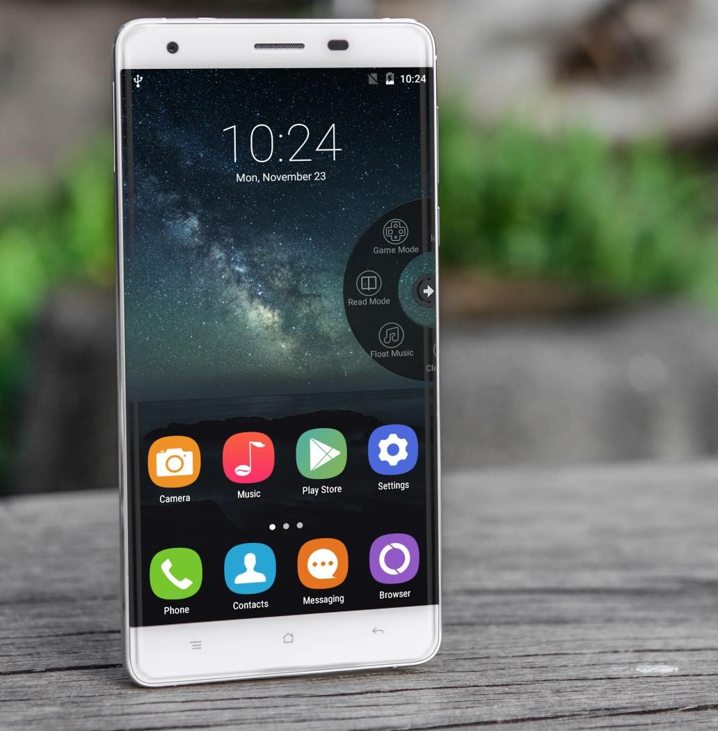 mejor Oukitel K6000 Pro chino online review