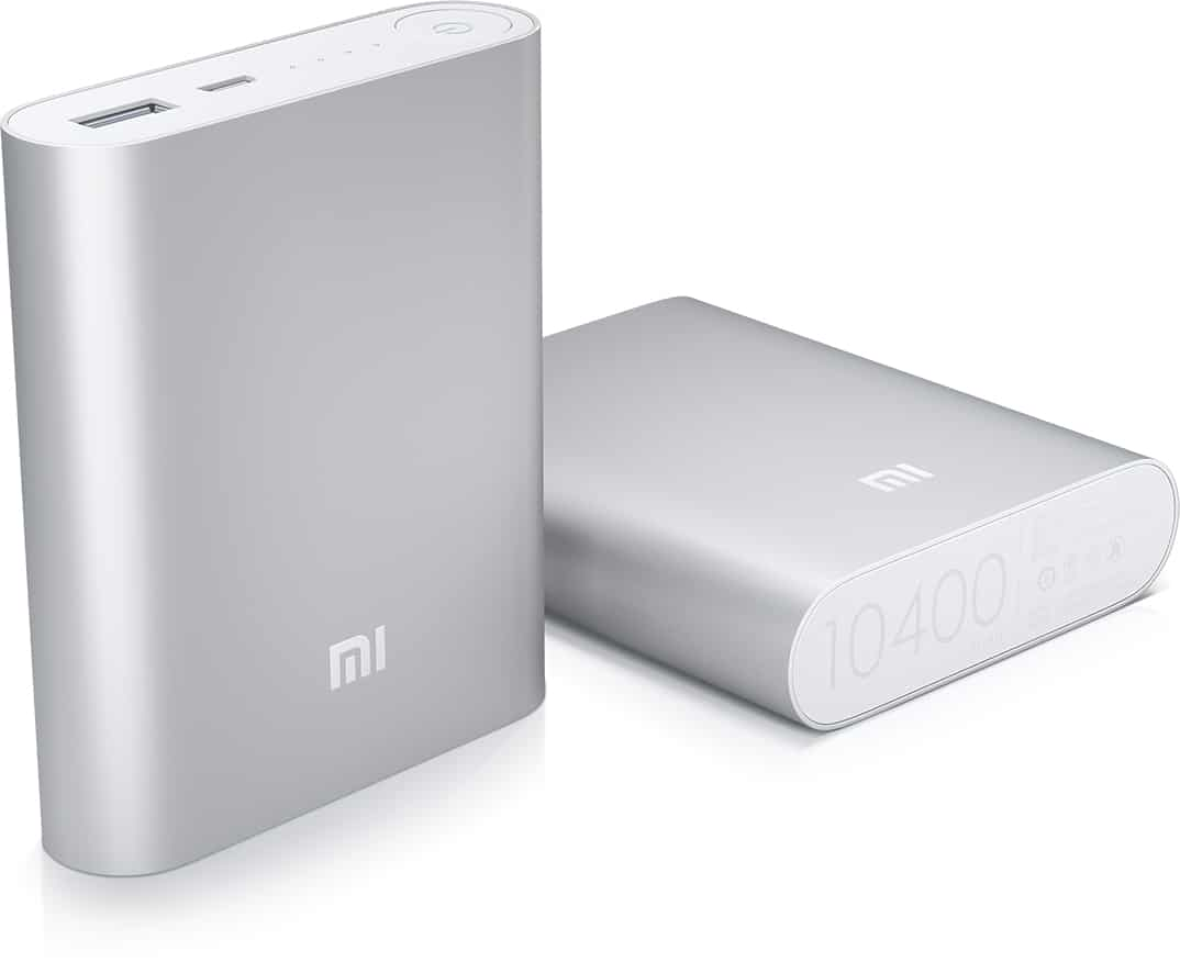 xiaomi power bank portatil bom e barato