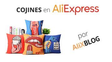 Cojines buenos, bonitos y baratos en AliExpress – Guia completa
