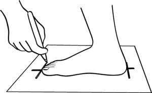 como-medirte-el-pie-para-conseguir-tu-talla-de-zapato-en-aliexpress