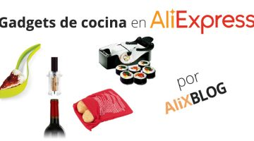 35 gadgets y utensilios de cocina muy ingeniosos que puedes encontrar en AliExpress