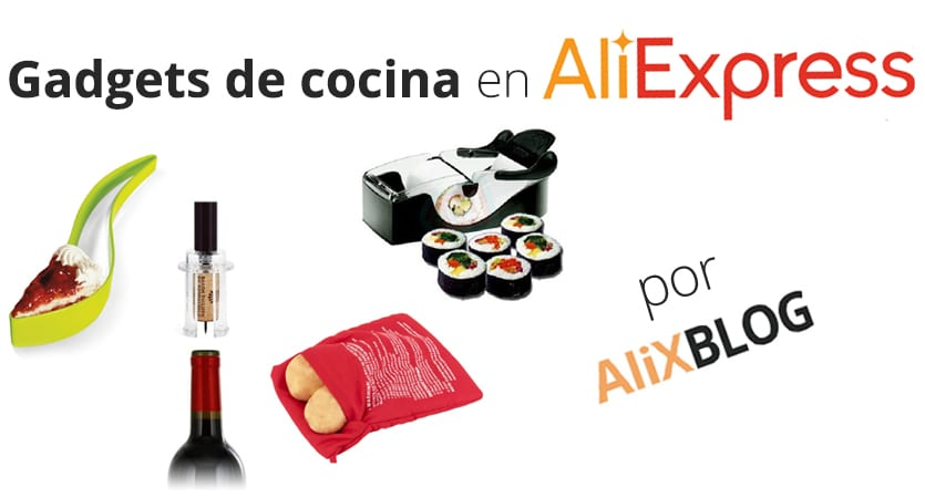 35 gadgets y utensilios de cocina en aliexpress gu a for Gadgets para cocina