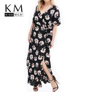 kissmilk-vestido-largo-plus-size-ropa-mujer-aliexpress