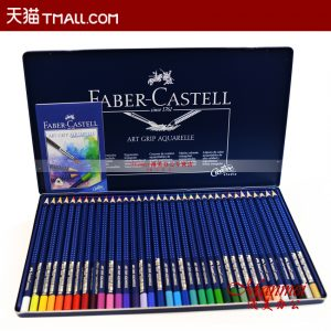 lapices-de-colores-acuarelables-faber-castell-bellas-artes-aliexpress