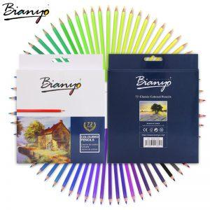 lapices-de-colores-bianyo-bellas-artes-aliexpress