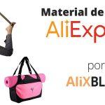 Material de Yoga barato en AliExpress
