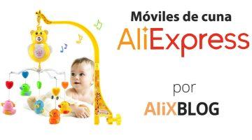 Cómo encontrar móviles de cuna en AliExpress