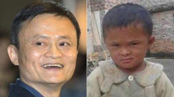 Niño chino se hace viral por su parecido al fundador de Alibaba (y este le pagará los estudios)