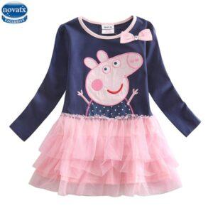 nova-vestido-pepa-pig-ropa-ninos-y-bebes-aliexpress