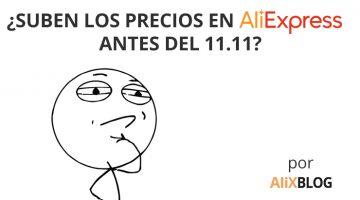 ¿Los vendedores de AliExpress suben los precios justo antes del 11 del 11? Analizamos 9.000 productos para comprobarlo