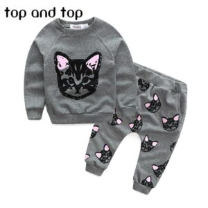 top-and-top-conjunto-gatitos-ropa-ninos-y-bebes-aliexpress