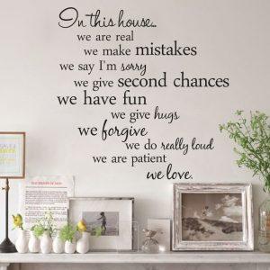 C mo decorar tu hogar por muy poco dinero comprando en for Vinilos pared aliexpress