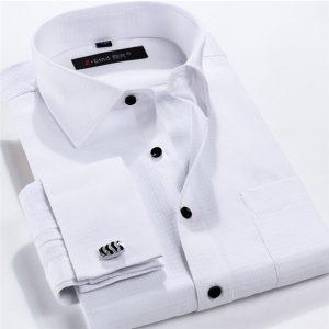 camisas-con-puno-frances-aliexpress