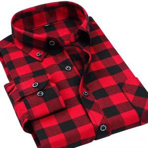 camisas-de-cuadros-de-franela-aliexpress