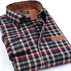 camisas-de-cuadros-de-franela-para-hombre-aliexpress