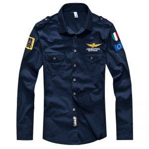 camisas-estilo-aeronautica-aliexpress
