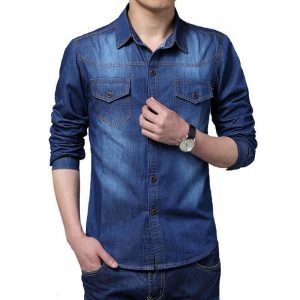 camisas-tejanas-manga-larga-aliexpress