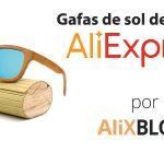 Gafas de sol de madera: cómo comprarlas muy baratas en AliExpress