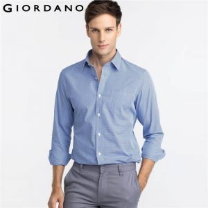 giordano-camisas-para-vestir-aliexpress