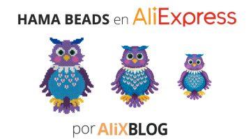 Hama Beads: Qué son y cómo comprarlos muy baratos en AliExpress