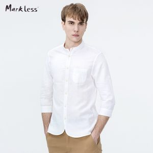 markless-camisas-lino-aliexpress