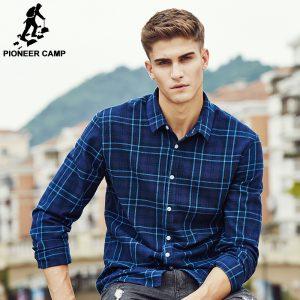 pioneer-camp-camisas-a-cuadros-aliexpress