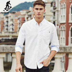 pioneer-camp-camisas-lisas-aliexpress