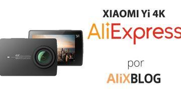 Xiaomi Yi 4k: la nueva cámara de acción que planta cara a GoPro