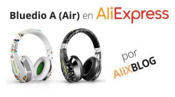 Bluedio A (Air) – Análisis y guía de compra en AliExpress