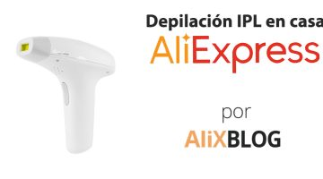 Cómo encontrar depiladoras de luz pulsada muy baratas en AliExpress