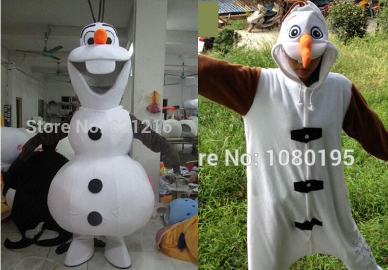 Disfraz Olaf Frozen barato