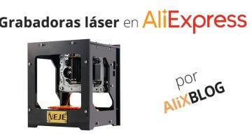 Cómo encontrar grabadoras láser baratas en AliExpress – Guía completa