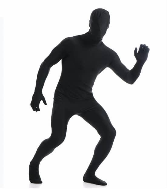 Body negro lycra