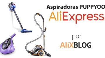 Análisis de las aspiradoras Puppyoo de AliExpress