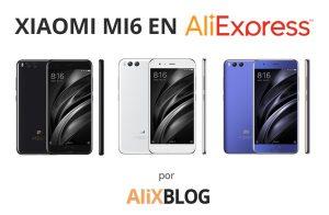 ¡El esperado Xiaomi Mi6 ya está a la venta en AliExpress!