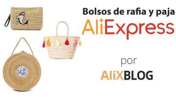 Bolsos de rafia y paja: cómo encontrarlos muy baratos en AliExpress
