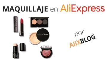 Maquillaje en AliExpress: las marcas que definitivamente deberías probar