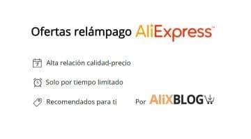 Ofertas del día y flash / relámpago de AliExpress: ¿qué son? ¿tienen truco?