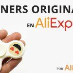 Spinners originales de AliExpress