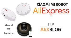 Xiaomi Mi Robot, ¿la mejor alternativa al Roomba? – Análisis completo (AliExpress)