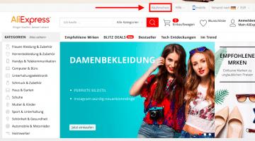 ¿Akzeptiert AliExpress PayPal? Die Zahlungsmethoden auf AliExpress