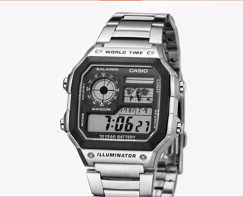 479cc42817df Guía de compra -junio 2019- de relojes Casio en AliExpress